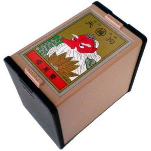 Nintendo playing cards round Fu Tengu black (japan...