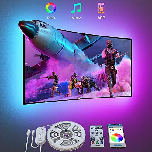 Govee LED TV Hintergrundbeleuchtung, LED Strip 3m,...