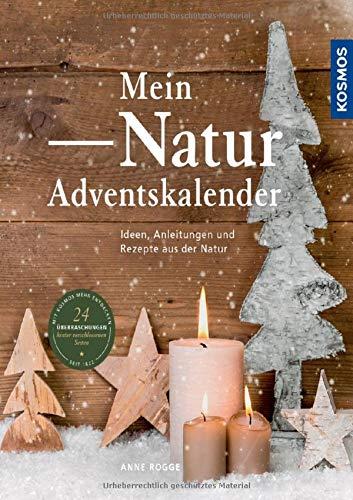 Mein Natur-Adventskalender: Jeden Tag eine Seite...