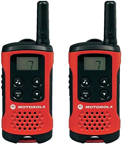 Motorola TLKR T40 PMR Funkgerät mit LC-Display,...