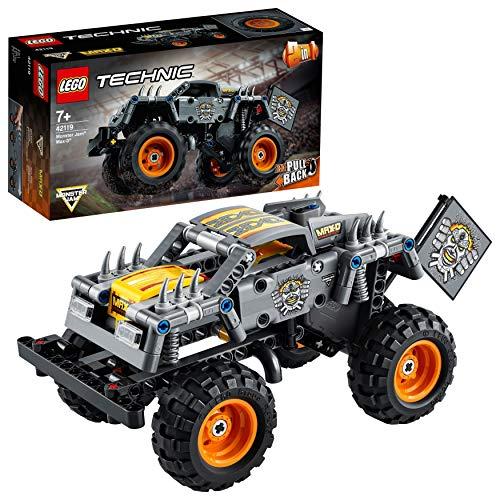 LEGO 42119 Technic Monster Jam Max-D...