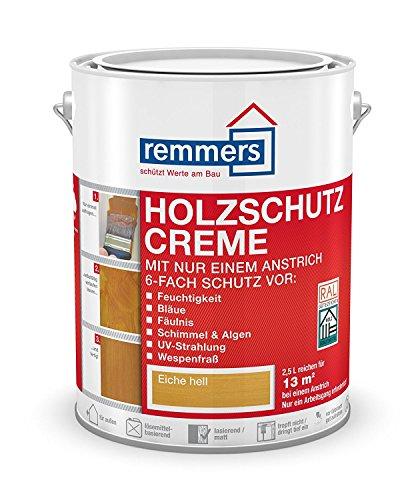 Remmers Holzschutz-Creme - weiß 5L