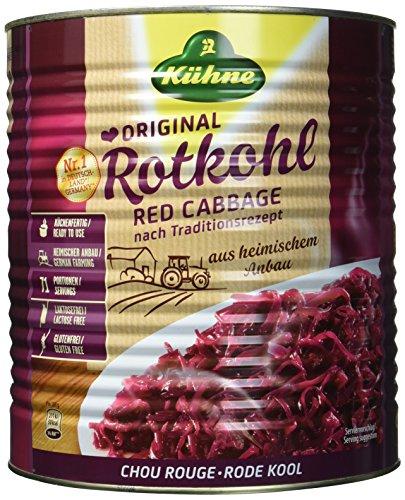Kühne Rotkohl - Das Original, 10200 ml Dose, 1er...