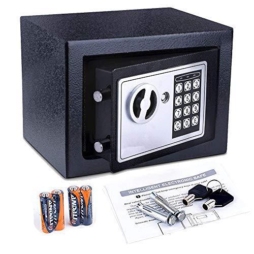 Himimi Tresor Klein Elektronischer Safe...