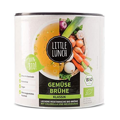 Little Lunch Bio Brühe | 'Gemüsebrühe Klassik'...