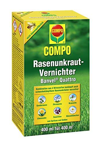 Compo Rasenunkraut-Vernichter Banvel Quattro...