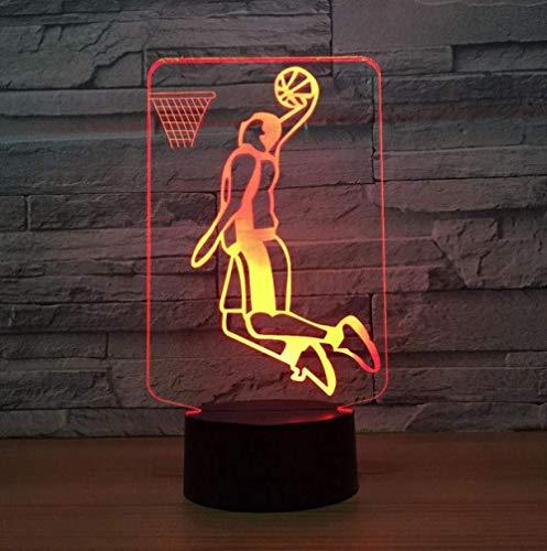 Nachtlicht Mit Sensor Touch Play Basketball Als...