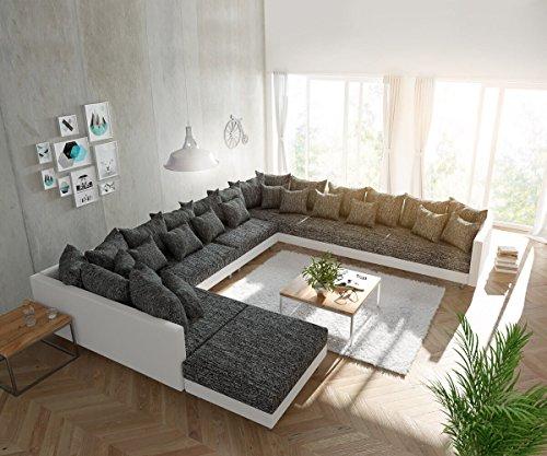 DELIFE Couch Clovis modular - Ecksofa, Sofa,...