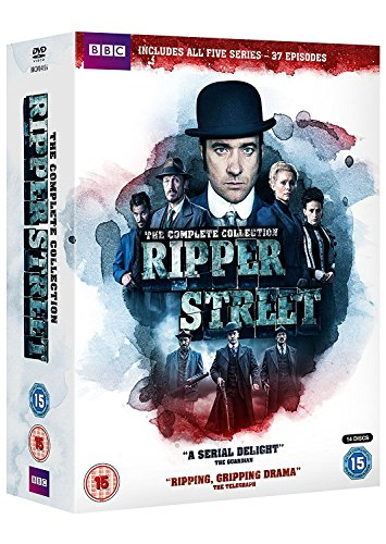 Ripper Street Staffel 5 Amazon