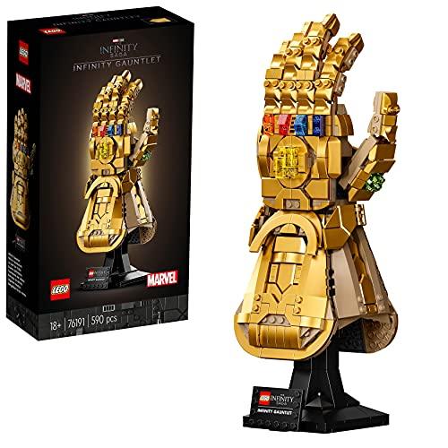 LEGO 76191 Marvel Super Heroes Infinity Handschuh,...