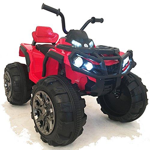 crooza 12V Kinder Quad / ATV mit 2X Motoren...