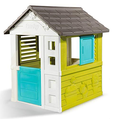 Smoby – Pretty Haus - Spielhaus für Kinder für...