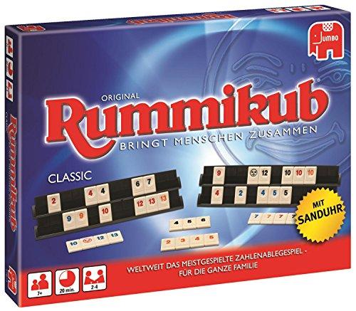 Jumbo Spiele - Original Rummikub Classic -...