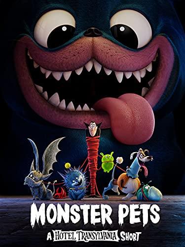 Monster Haustiere - Ein Hotel Transsilvanien...