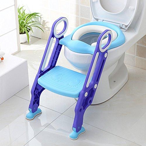 BAMNY Töpfchentrainer Toiletten-Trainer Kinder...