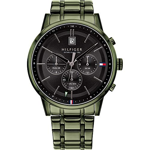 Tommy Hilfiger Herrenuhr Casual Multifunktion...
