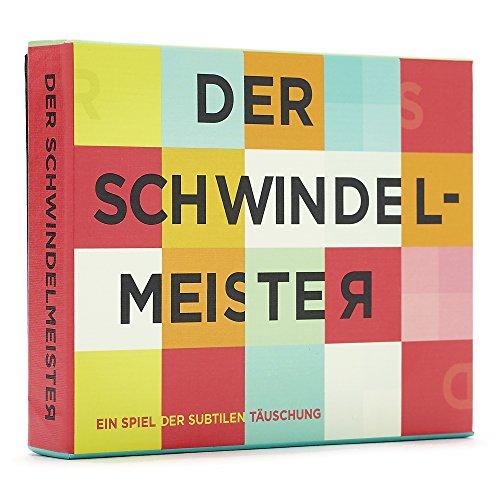 Gamely Games Der Schwindelmeister: Ein lustiges...