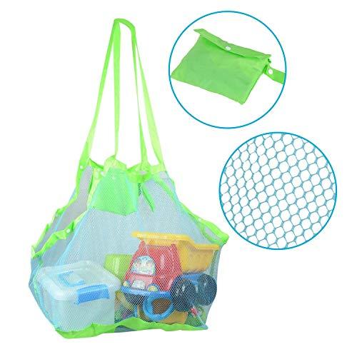 KidsHobby Strand Aufbewahrung Tasche Netz...