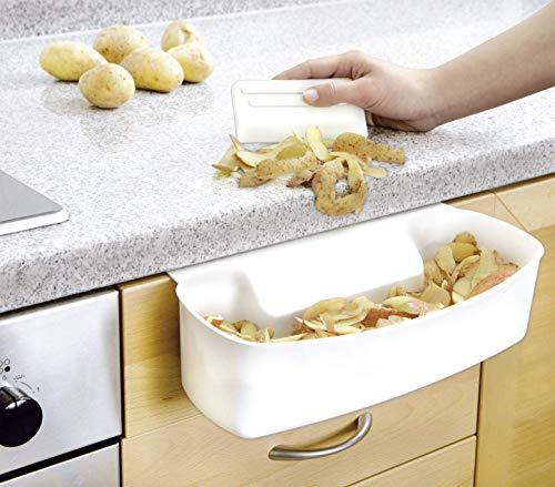 Wenko Auffangschale, für Küchenabfälle,...