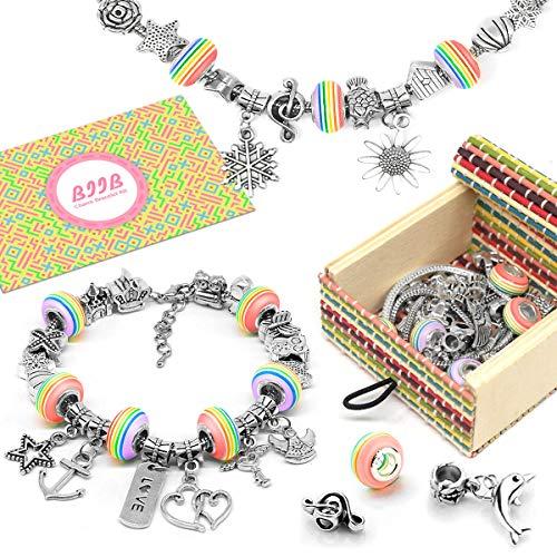 BIIB Charm Armband Kit DIY - Geschenk für...