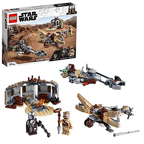 LEGO 75299 Star Wars: The Mandalorian Ärger auf...