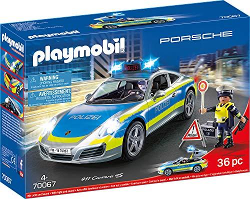 PLAYMOBIL 70067 City Action Porsche 911 Carrera 4S...