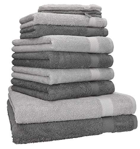 Betz 10-TLG. Handtuch - Set Premium 100% Baumwolle...