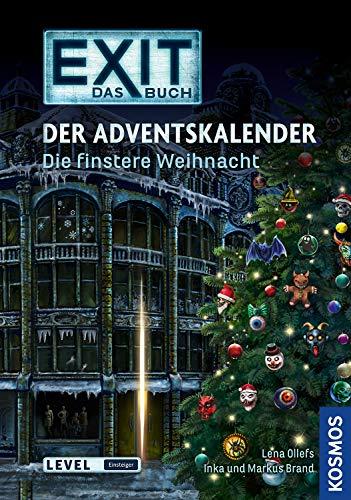 EXIT - Das Buch: Der Adventskalender: Die finstere...