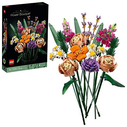 LEGO 10280 Creator Expert Blumenstrauß,...