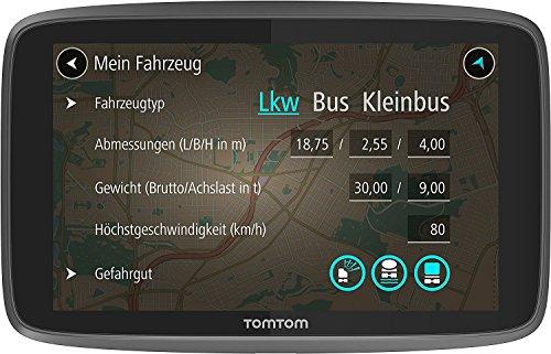 TomTom GO Professional 6250 Navigationsgerät...
