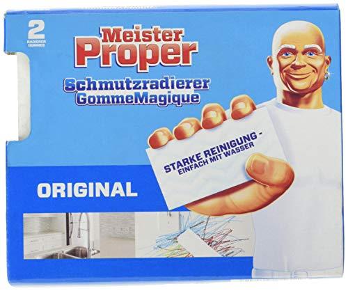 Meister Proper Schmutzradierer (2er Pack)...