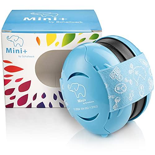 Schallwerk® Mini+ Gehörschutz für Kinder –...