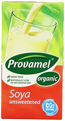 Provamel Soja Drink Natural, 16er Pack (16 x 500...