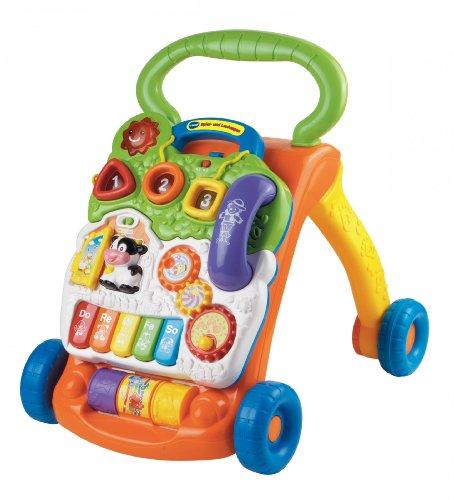 VTech Baby 80-077064 - Spiel und Laufwagen,...