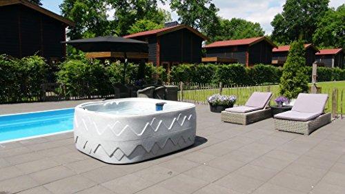 Dream 8 Outdoor Whirlpool Spa / Balboa Steuerung /...