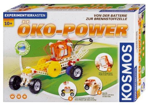 KOSMOS 620615 ko-Power - Von der Batterie zur...