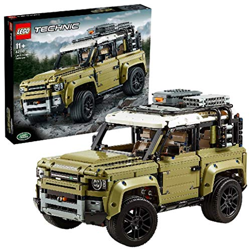 LEGO 42110 Technic Land Rover Defender, Bauset,...