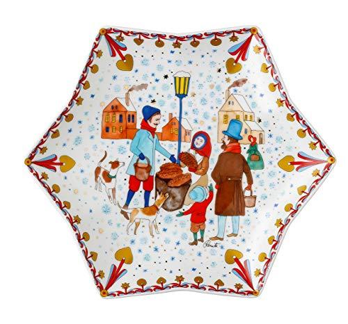 Hutschenreuther 02473-727312-25381 Weihnachtsmarkt...