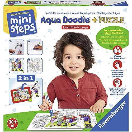 Ravensburger 04558 Aqua Doodle Puzzle:...