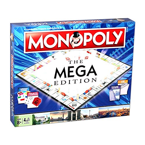 Mega Monopoly Brettspiel