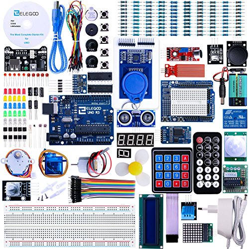 ELEGOO UNO R3 Ultimate Starter Kit Kompatibel mit...