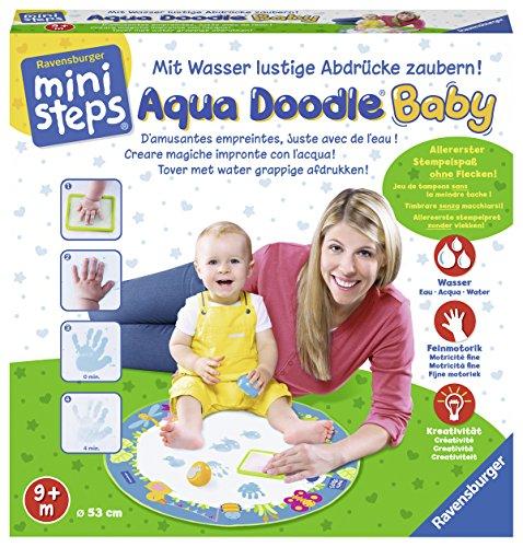 Ravensburger 04540' Aqua Doodle Baby Ministeps...