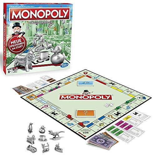 Hasbro Gaming C1009156 - Monopoly Classic...
