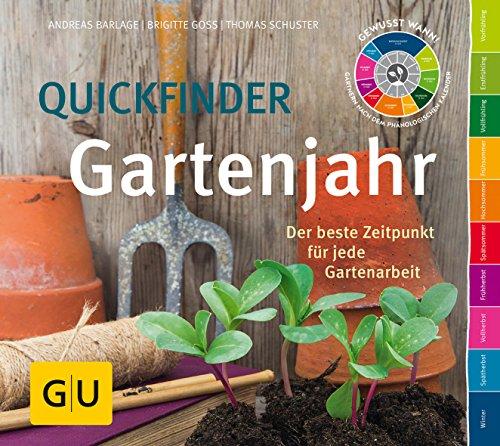 Quickfinder Gartenjahr: Der beste Zeitpunkt für...