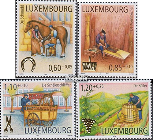 Prophila Collection Luxemburg 1889-1892...