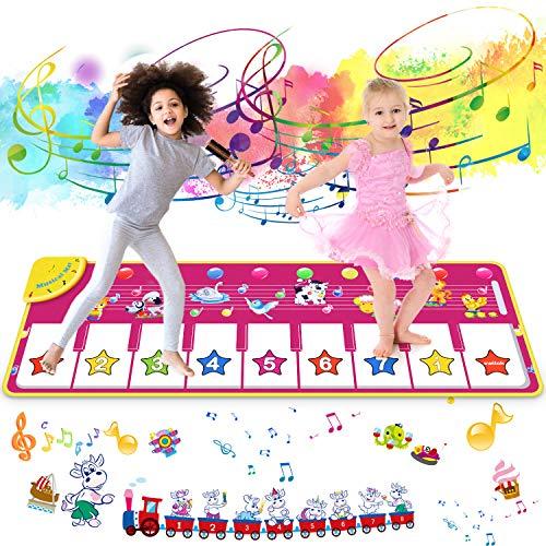joylink Tanzmatte, Klaviermatte Musikmatte...