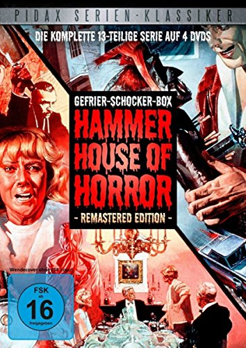 Gefrier-Schocker-Box: Hammer House of Horror -...