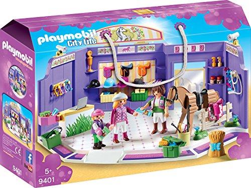 PLAYMOBIL City Life 9401 Reitsportgeschäft, Ab 5...