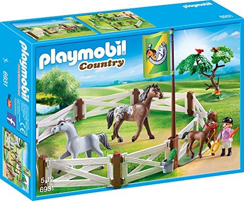 Playmobil 6931 - Pferdekoppel