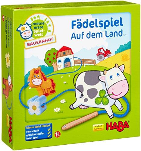 Haba 5580 - Meine erste Spielwelt Bauernhof...